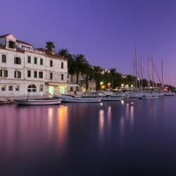 Hvar Town Croatia photo tour L Esenko
