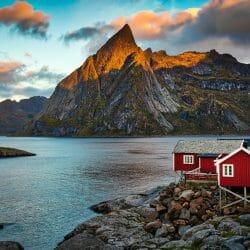 Lofoten Islands Norway B Benson Photo Tour