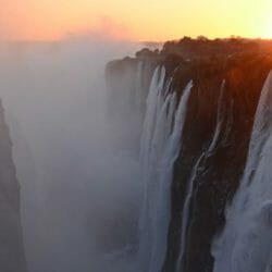 Victoria Falls Zambia photo tour T Gould