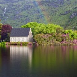 Gougane Barra Lake Ireland photo tour Brenda Tharp