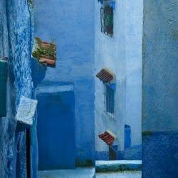 Chefchaouen Morocco photo tour Ron Rosenstock