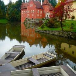 Cervena Castle Czech Republic photo tour Leslie Weidenman