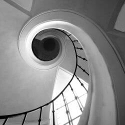 staircase Czech Republic photo tour ron Rosenstock