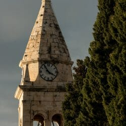 Croatia photo tour David Tejada church tower
