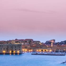 Croatia photo tour David Tejada Dubrovnik sunrise