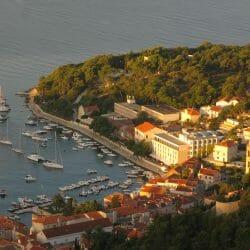 Hvar Harbor Slovenia photo tour