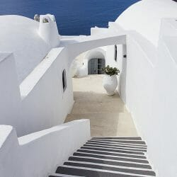 Santorini Staircase and Caldera photo tour Kathy Adams Clark