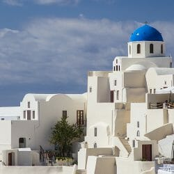 Santorini Village photo tour Kathy Adams Clark