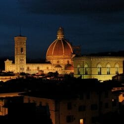 sunset Florence Italy photo tour Ron Rosenstock