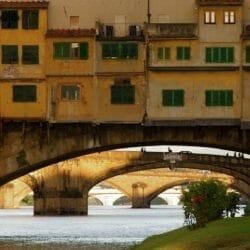 Ponte Vecchio Florence Italy photo tour Ron Rosenstock