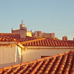 Roof Tiles Spain photo tour