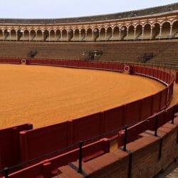 Seville Spain bullring photo tour