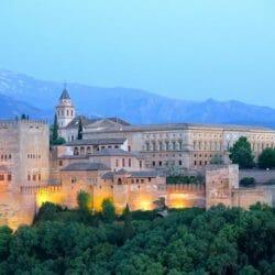 Granada Spain Alhambra photo tour J Steedle