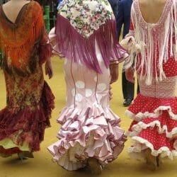Seville Spain dancers photo tour