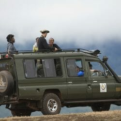 Tanzania safari vehicle photo tour Don May