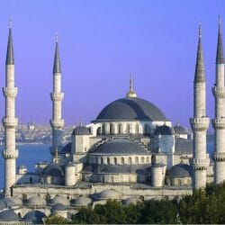 Blue Mosque istanbul photo tour Iffet