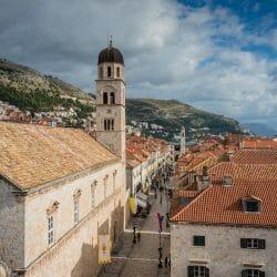 Dubrovnik walls Croatia photo tour David Tejada