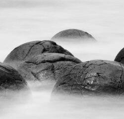 Moeraki Boulders New Zealand photo tour Ron Rosenstock