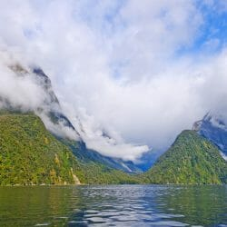 Milford Sound New Zealand photo tour
