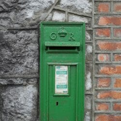 Ireland post box photo tour Tim Baskerville
