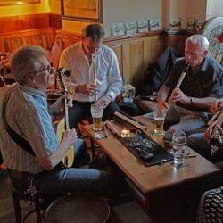 Ireland musicians photo tour Tim Baskerville