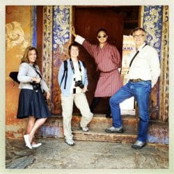 Bhutan photo group Karen Schulman