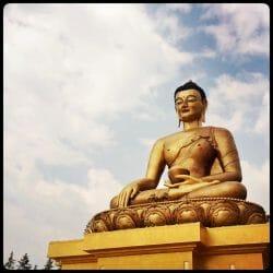 Buddha Bhutan photo tour Karen Schulman