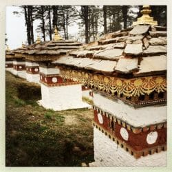 Bhutan photo tour shortens Karen Schulman