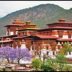 Punakha Dong Bhutan photo tour Karen Schulman