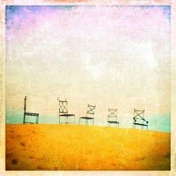 Sahara chairs Morocco photo tour Karen Schulman