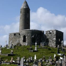Karen Schulman Turlough Tower Ireland photo tour