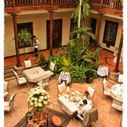 Santa Lucia Hotel, Cuenca Ecuador photo tour Karen Schulman