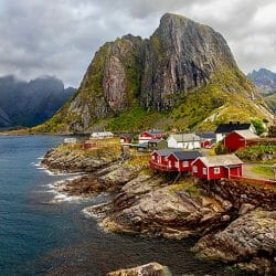 Loften Islands Norway Photo Tour Dan Anderson