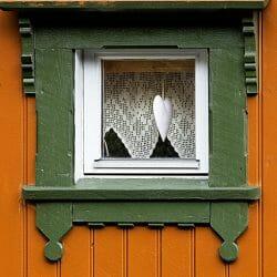 Lofoten Islands Window
