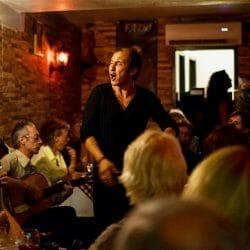 Portugal photo Tour Keron Psillas Fado singer