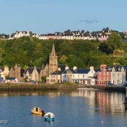 Tobermory in Morning Light