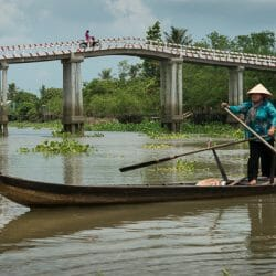 Mekong Delta fishing boat