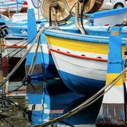 Sicily Italy boats photo tour