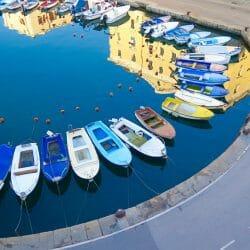 Piran Slovenia photo tour J Steedle boats