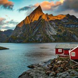 Norway photo tour Bob Benson