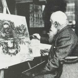 Monet at work France