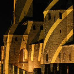 France shadows castle photo tour Eileen Muldoon