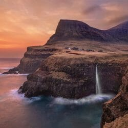 Faroe Islands Denmark photo Tour Dan Anderson