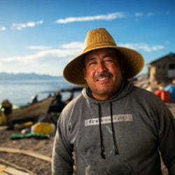 Baja and Sea of Cortez Mexico photo tour Tom Bol fisherman