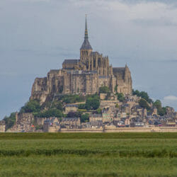 Mont St. Michel Island France Howard McGinn
