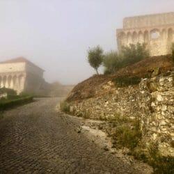 Ourem Castle ruins Portugal photo tour J Steedle