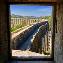 Pegoes aquaduct Portugal photo tour J Steedle
