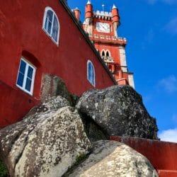 Sintra Portugal Pena Palace photo tour J Steedle