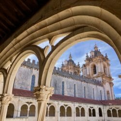 Alcobaca Monastery Portugal photo tour J Steedle