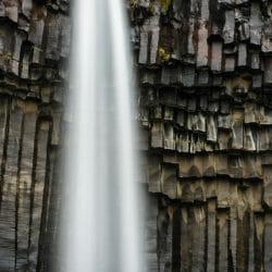Skaftafell Falls, Iceland photo tour Tom Bol